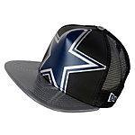 Dallas Cowboys New Era Gigantor A-Frame 59Fifty Cap