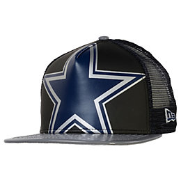Dallas Cowboys New Era Gigantor A-Frame 59Fifty Cap