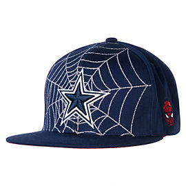Dallas Cowboys Marvel Spidey Web-Head Cap