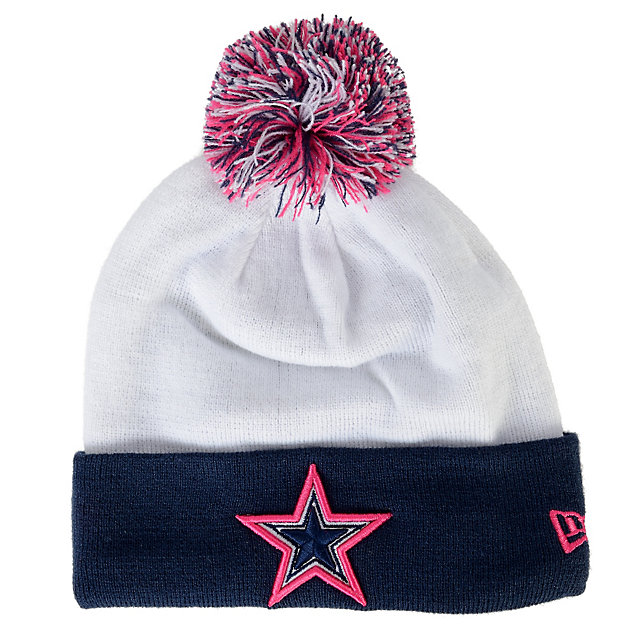 Dallas Cowboys New Era BCA Knit Cap