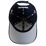 Dallas Cowboys Reflective New Era 2014 Ladies Draft Cap