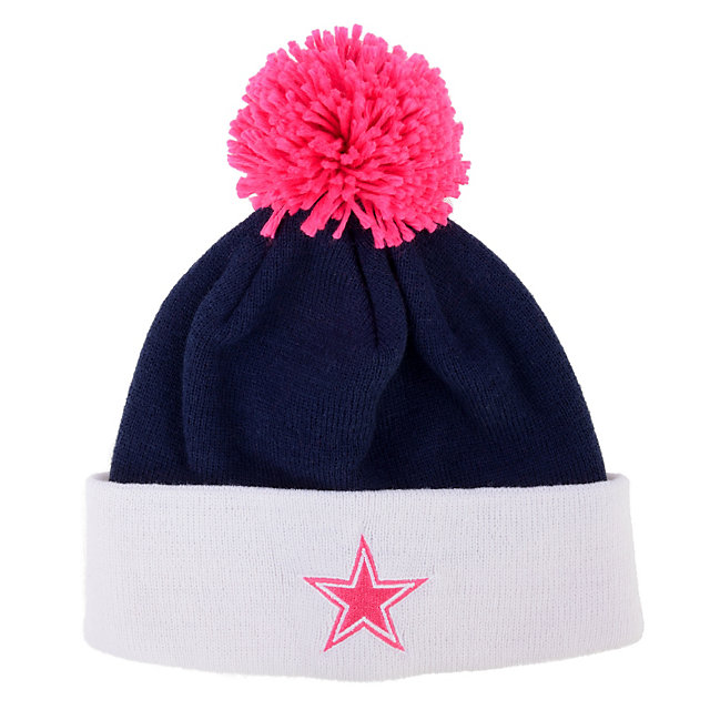 Dallas Cowboys Carlton Knit Cap