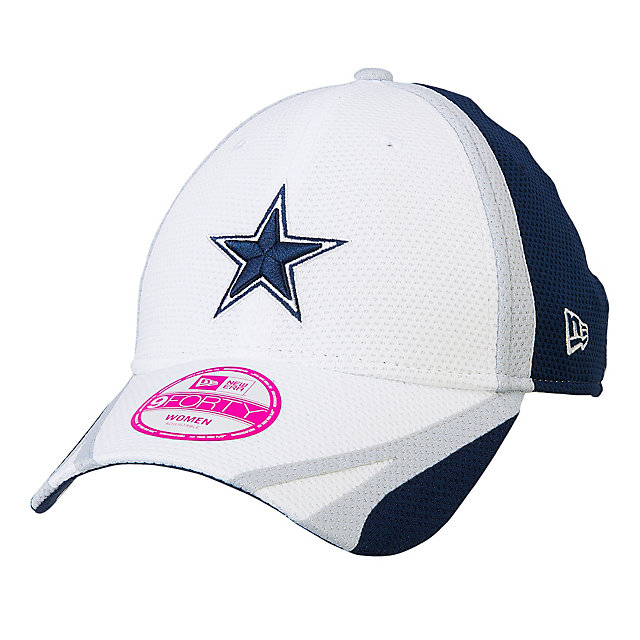 Dallas Cowboys New Era Womens 2014 Training Camp 9FORTY