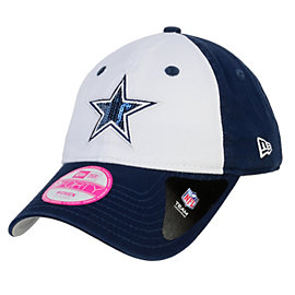 Dallas Cowboys New Era Team Glimmer 9Forty Cap