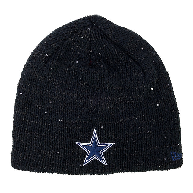 Dallas Cowboys New Era Glistener Knit Cap