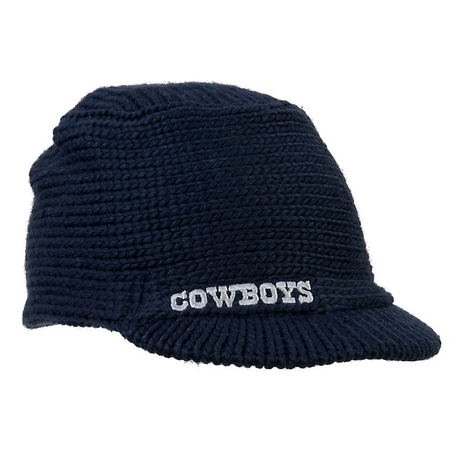 Dallas Cowboys New Era Snow Sergeant Knit Cap