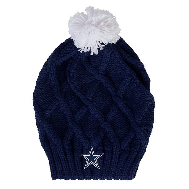Dallas Cowboys Glenrosa Knit Cap