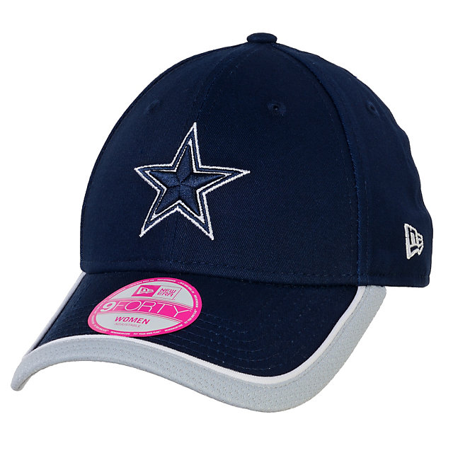 Dallas Cowboys New Era Womens Sideline Plus Cap