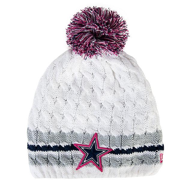 Dallas Cowboys New Era Womens BCA Knit Cap