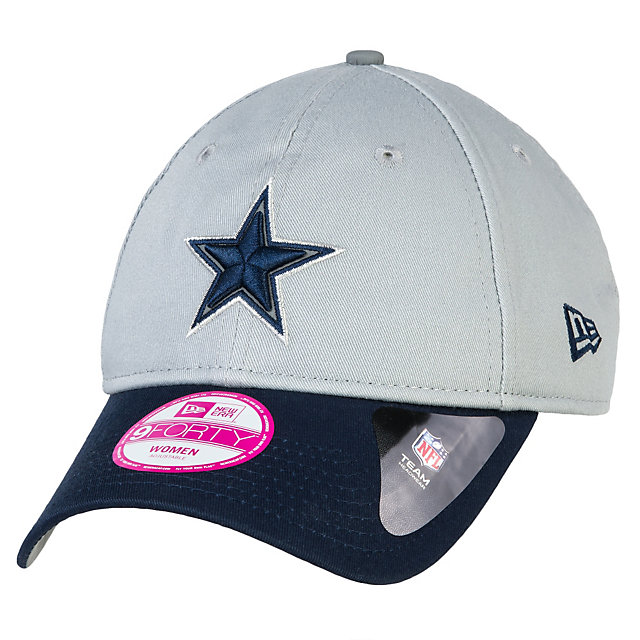 Dallas Cowboys New Era Womens Thanksgiving Day 9Forty Cap