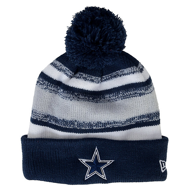 Dallas Cowboys New Era Youth Classic Sport Knit Cap