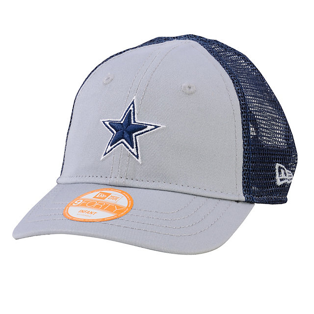 Dallas Cowboys New Era Tykes Trucker 9Forty Cap