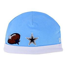 Dallas Cowboys New Era 2-Tone Baby Beanie