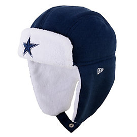 Dallas Cowboys New Era Infant Trapper Cap