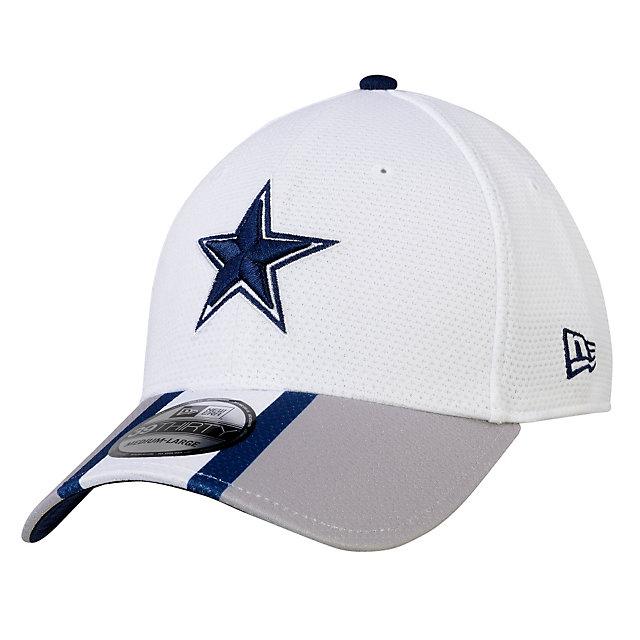 Dallas Cowboys New Era Youth Perf Hook Up 39Thirty Cap