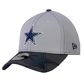 Dallas Cowboys New Era Youth Logo Crop Cap