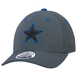 Dallas Cowboys Youth Electric Aura Star Cap