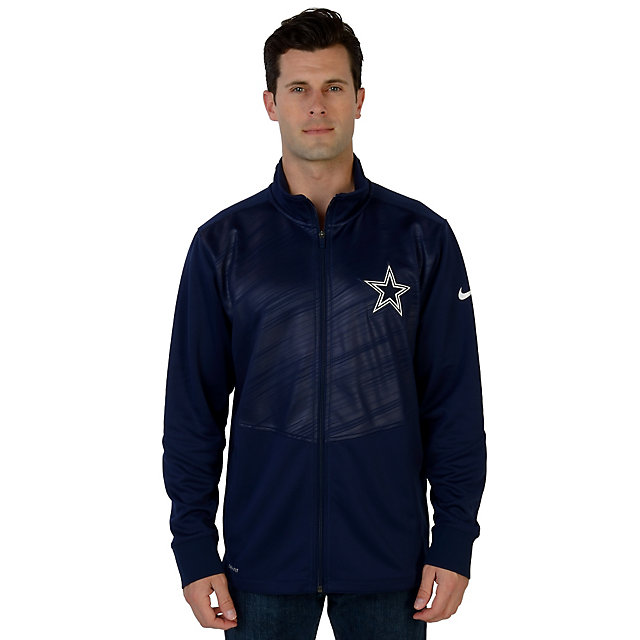 Dallas Cowboys Nike Warp Jacket