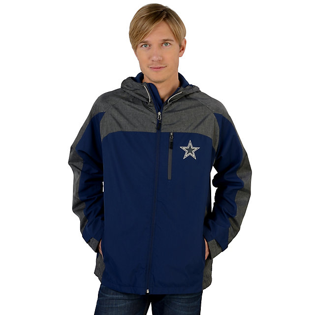 Dallas Cowboys Full Zip Hood Jacket