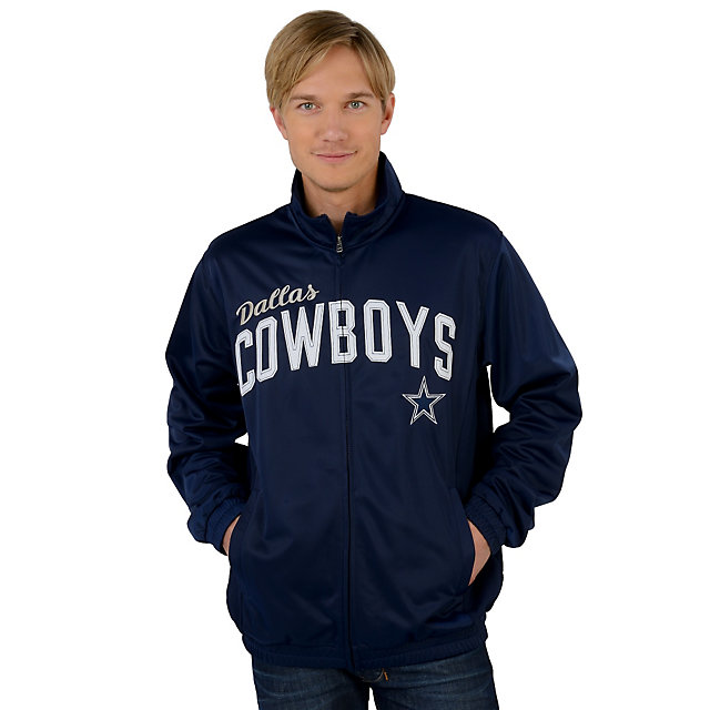 Dallas Cowboys Team Track Jacket