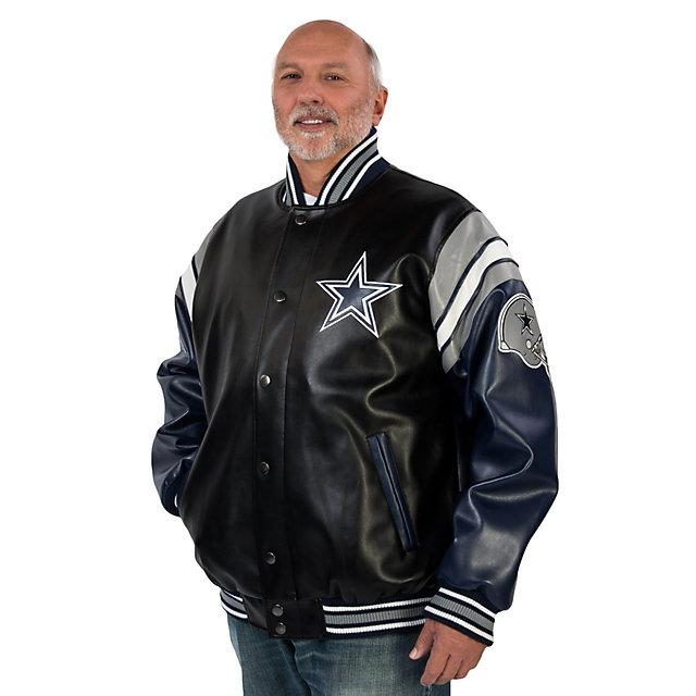Pleather Jacket Mens