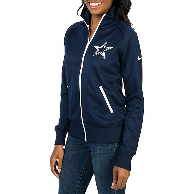 Dallas Cowboys Nike MVP Track Jacket