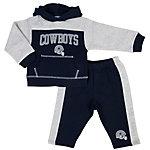 Dallas Cowboys Toddler Ripley Fleece Set