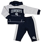 Dallas Cowboys Infant Ripley Fleece Set