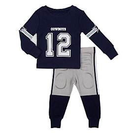 Dallas Cowboys Infant Junior Sleep Set