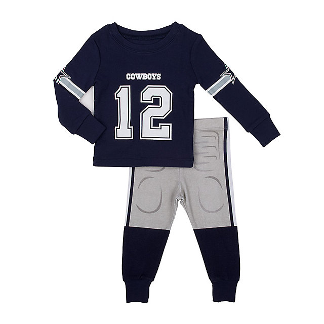 Dallas Cowboys Toddler Junior Sleep Set