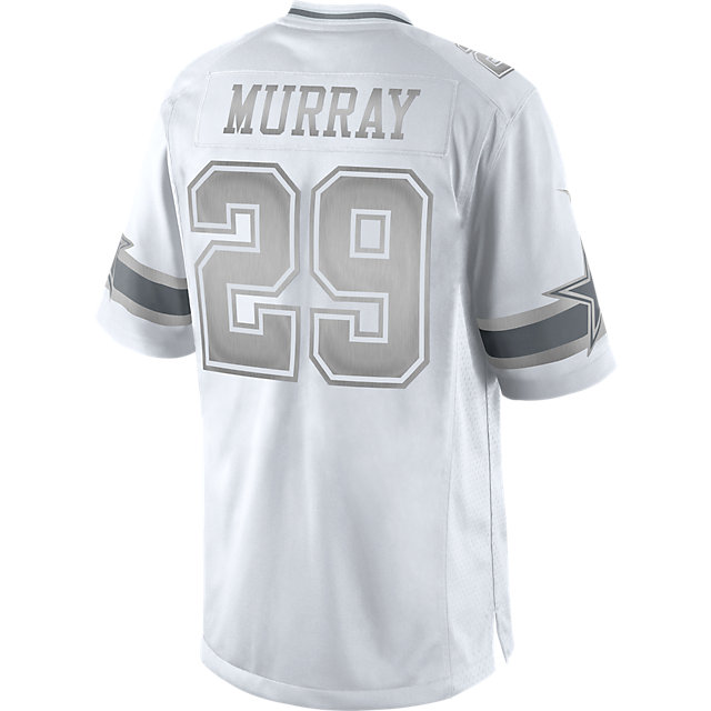 Dallas Cowboys DeMarco Murray #29 Nike Platinum Jersey