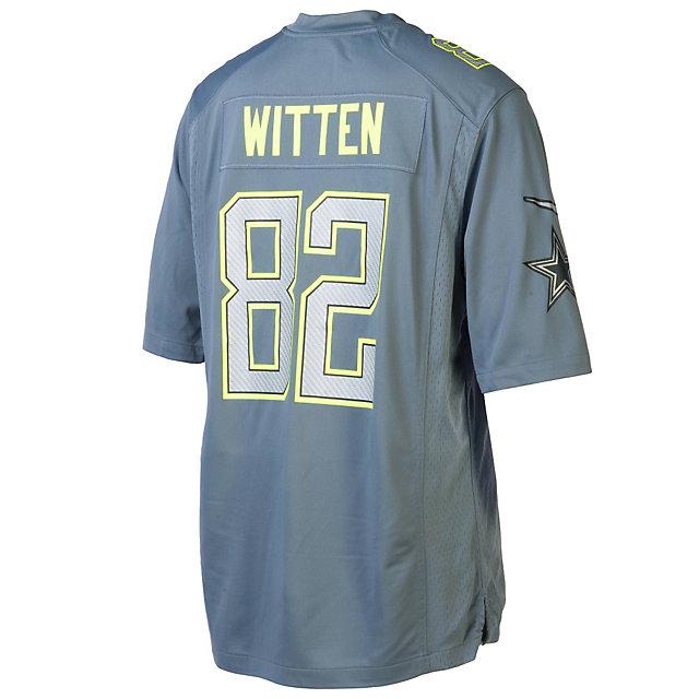 NFL Jersey's Pro Line Mens Dallas Cowboys Jason Witten Big & Tall Team Color Jersey