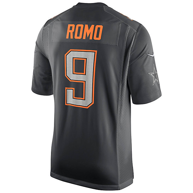 Dallas Cowboys Tony Romo #9 Nike Pro Bowl Game Jersey