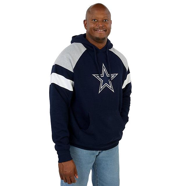 Dallas Cowboys Newton Color Blocked Hoody