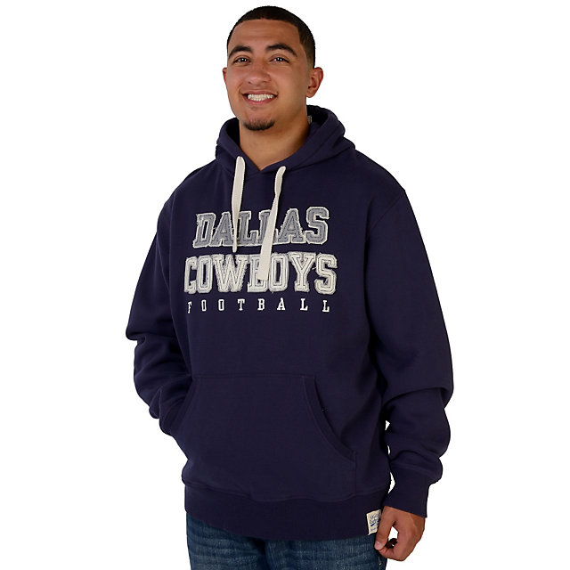Dallas Cowboys Russell Pullover Hoody