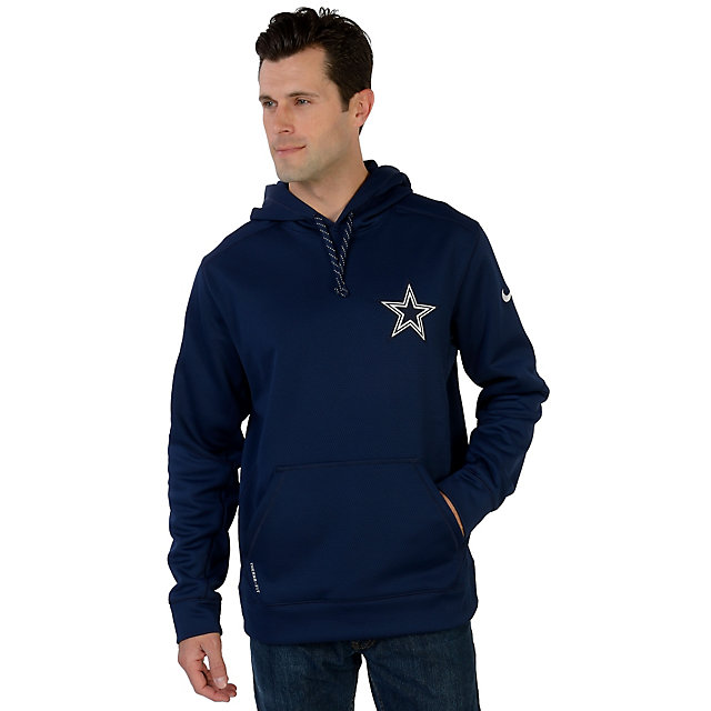 Dallas Cowboys Nike KO Chain Fleece Pullover