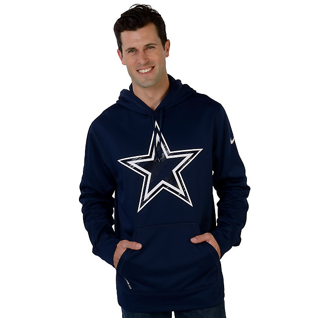 Dallas Cowboys Nike Warp Performance Hoody
