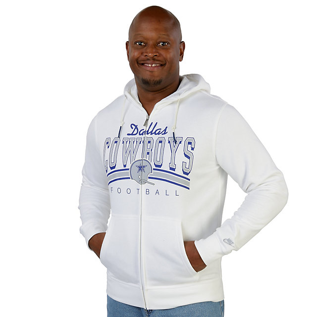 Dallas Cowboys Nike Rewind Club Full Zip Hoody
