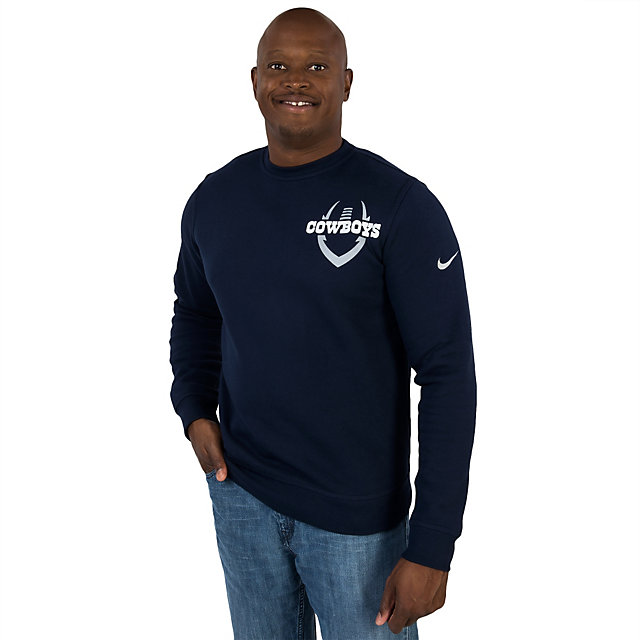 Dallas Cowboys Nike Icon Club Crew