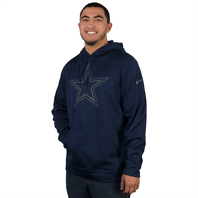 Dallas Cowboys Nike Reflective Hoody