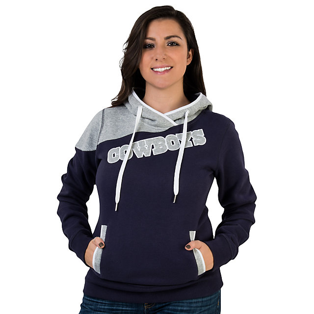 Dallas Cowboys Firethorn Pullover Hoody