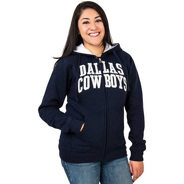 Dallas Cowboys Syringa Sherpa Hoody