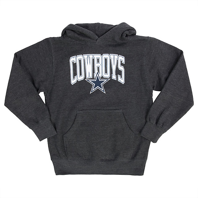 Dallas Cowboys Youth Wildcard Fleece Hoody