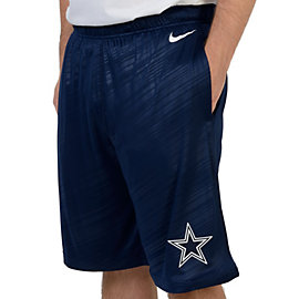 Dallas Cowboys Nike Fly Warp Short