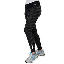 Dallas Cowboys Nike Womens Warp Speed Tights