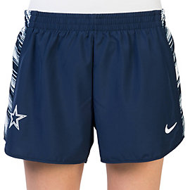 Dallas Cowboys Nike Warp Speed Pacer Short