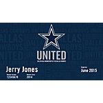 Dallas Cowboys United - Preferred Membership