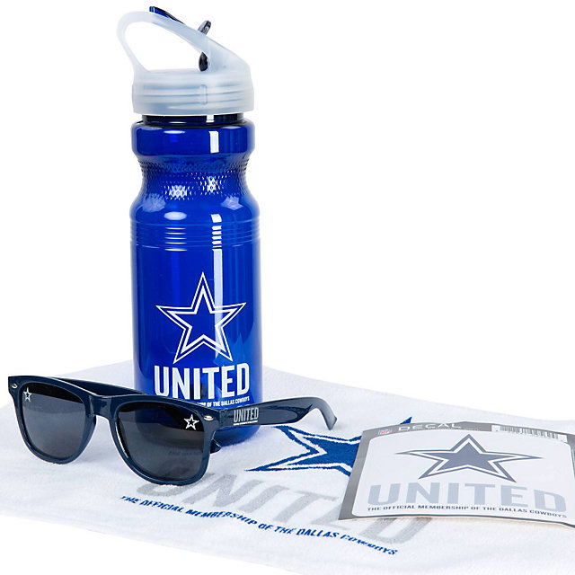Dallas Cowboys United Preferred Renewal Pack