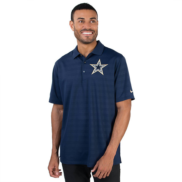 Dallas Cowboys Nike Championship Drive Polo