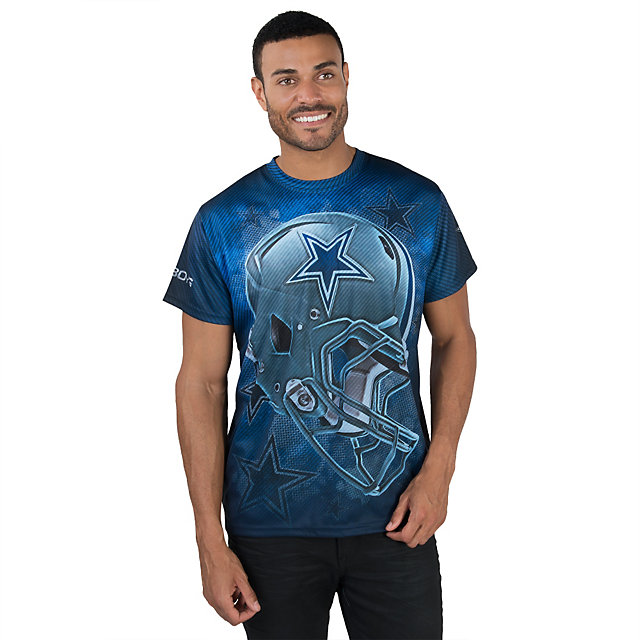 Dallas Cowboys Mens Granger Sublimated Tee